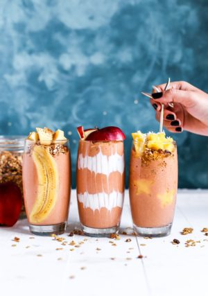 Pulsions alimentaires : alternative smoothie