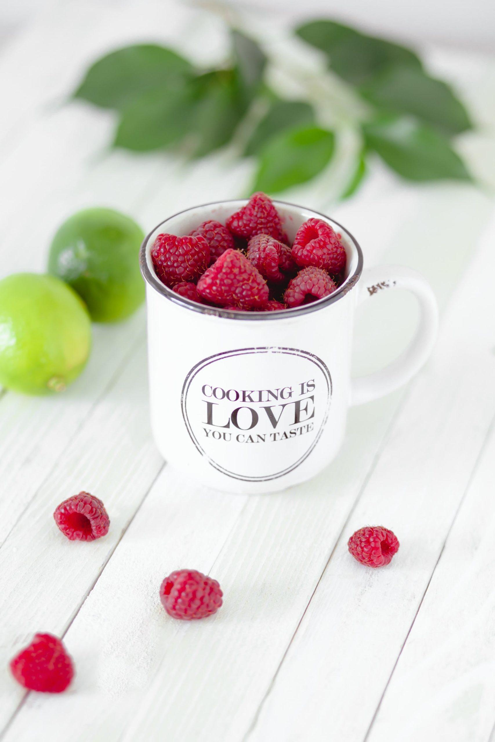 résolutions santé : bol de fruit