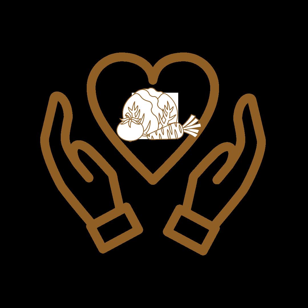 Logo coaching nutrition et sante holisitique
